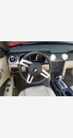 2007 Ford Mustang GT Convertible for sale 100784782
