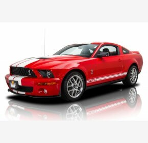2007 Ford Mustang Shelby GT500 Coupe for sale 101017713