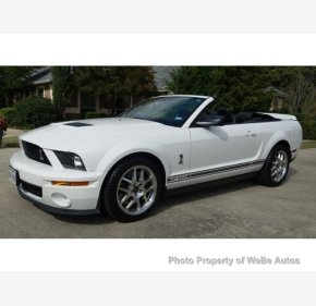2007 Ford Mustang for sale 101055737
