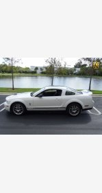 2007 Ford Mustang Shelby GT500 Coupe for sale 101056387