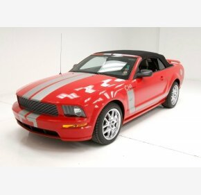 2007 Ford Mustang for sale 101060793