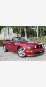 2007 Ford Mustang GT Convertible for sale 101062976