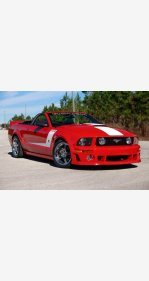 2007 Ford Mustang GT Convertible for sale 101072771