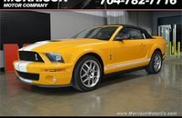 2007 Ford Mustang Shelby GT500 Convertible for sale 101074391