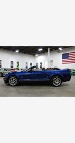 2007 Ford Mustang Shelby GT500 Convertible for sale 101086236