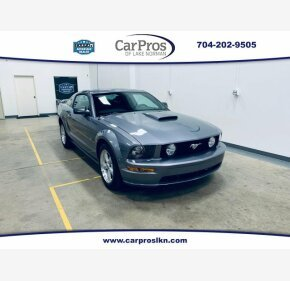 2007 Ford Mustang GT Coupe for sale 101096018