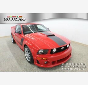 2007 Ford Mustang for sale 101126804