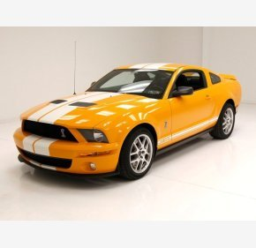 2007 Ford Mustang Shelby GT500 Coupe for sale 101127255