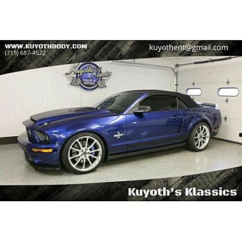 2007 Ford Mustang Shelby GT500 Convertible for sale 101155156