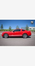 2007 Ford Mustang Shelby GT500 Coupe for sale 101157246