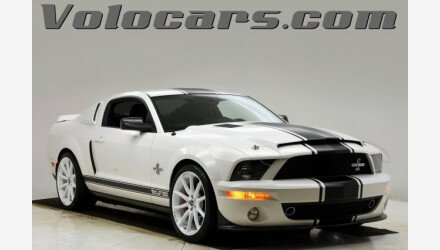 2007 Ford Mustang Shelby GT500 Coupe for sale 101160444
