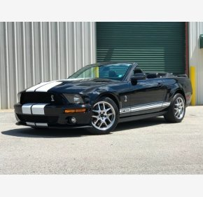 2007 Ford Mustang Shelby GT500 Convertible for sale 101176835