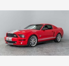 2007 Ford Mustang Shelby GT500 Coupe for sale 101180130