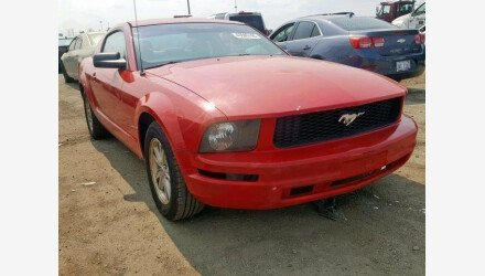 2007 Ford Mustang Coupe for sale 101180754