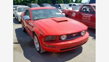 2007 Ford Mustang Coupe for sale 101190650