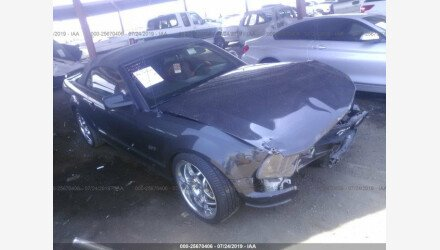 2007 Ford Mustang GT Convertible for sale 101192358