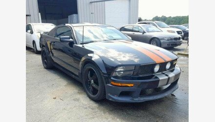 2007 Ford Mustang Coupe for sale 101193159