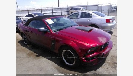2007 Ford Mustang GT Convertible for sale 101193702