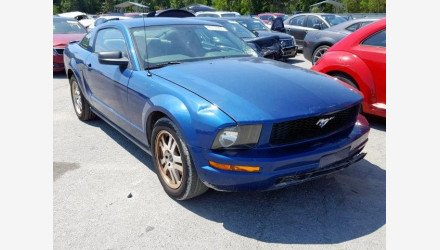 2007 Ford Mustang Coupe for sale 101195548