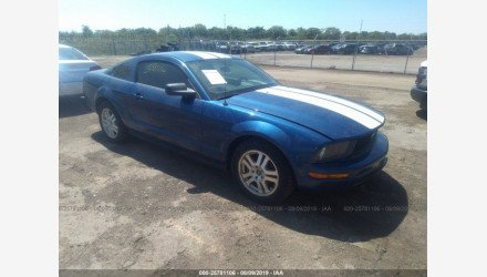 2007 Ford Mustang Coupe for sale 101195656