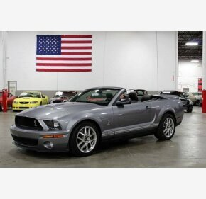 2007 Ford Mustang Shelby GT500 Convertible for sale 101197409