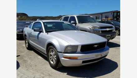 2007 Ford Mustang Coupe for sale 101199230