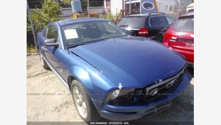2007 Ford Mustang Coupe for sale 101200855