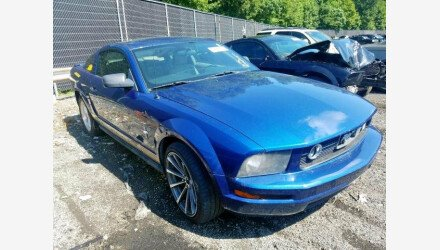 2007 Ford Mustang Coupe for sale 101201595
