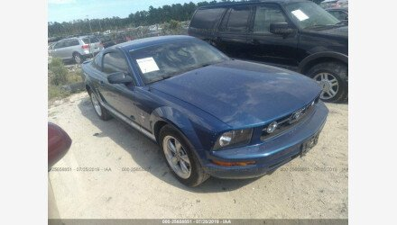 2007 Ford Mustang Coupe for sale 101203171