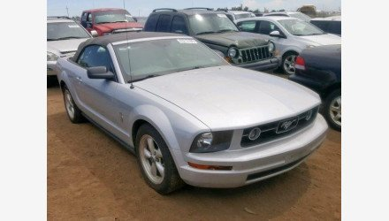 2007 Ford Mustang Convertible for sale 101203747