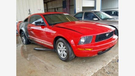 2007 Ford Mustang Coupe for sale 101204232