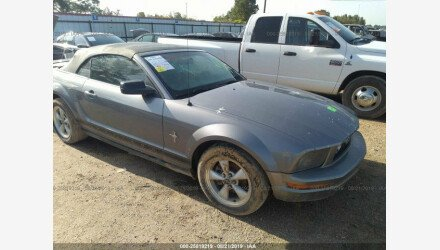 2007 Ford Mustang Convertible for sale 101206075