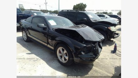 2007 Ford Mustang Coupe for sale 101206108