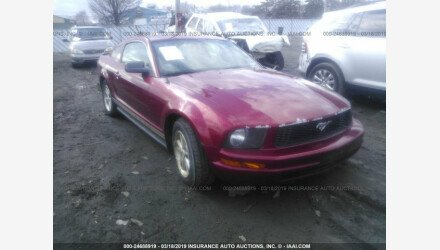 2007 Ford Mustang Coupe for sale 101206800