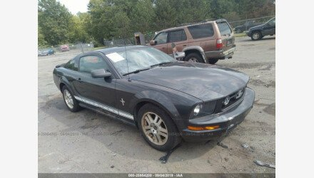 2007 Ford Mustang Coupe for sale 101206923