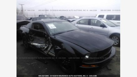2007 Ford Mustang Coupe for sale 101215336