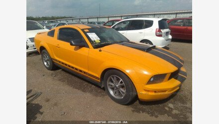 2007 Ford Mustang Coupe for sale 101216709