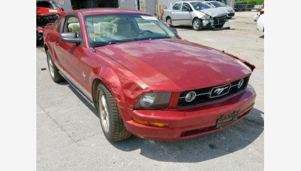 2007 Ford Mustang Coupe for sale 101217253