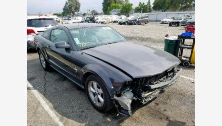 2007 Ford Mustang Coupe for sale 101217268