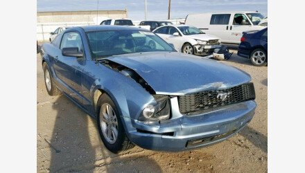 2007 Ford Mustang Coupe for sale 101218011