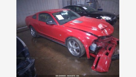 2007 Ford Mustang Coupe for sale 101218739