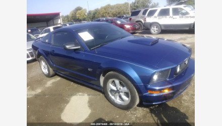 2007 Ford Mustang GT Coupe for sale 101218968