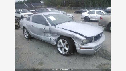 2007 Ford Mustang Coupe for sale 101219804