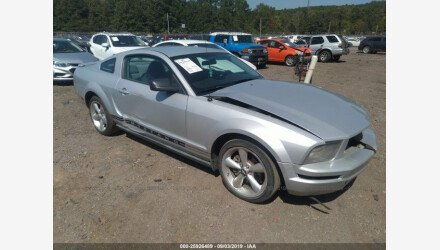 2007 Ford Mustang Coupe for sale 101219806