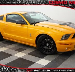 2007 Ford Mustang GT Coupe for sale 101220538