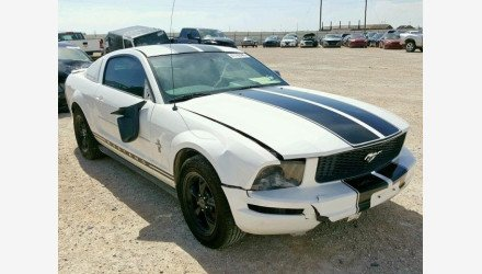2007 Ford Mustang Coupe for sale 101220606