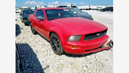 2007 Ford Mustang Coupe for sale 101220644