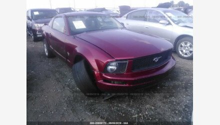 2007 Ford Mustang Coupe for sale 101220899