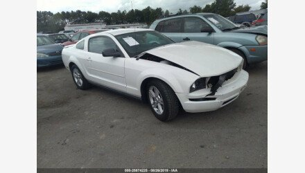 2007 Ford Mustang Coupe for sale 101220981