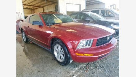 2007 Ford Mustang Coupe for sale 101222598